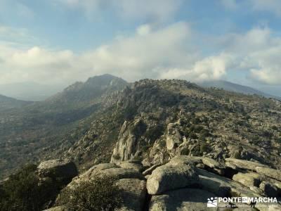 Sierra de la Cabrera - Pico de la Miel; viajes senderismo madrid; senderismo entre semana madrid